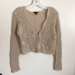 Sweaters - Sweater shrug